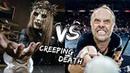 Creeping Death: Lars Ulrich VS Joey Jordison