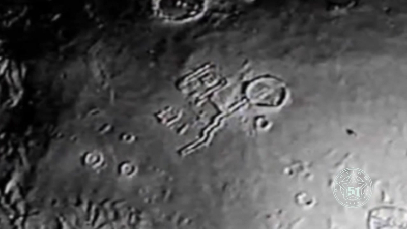 Leaked pictures of UFOs and Moon Base - What NASA doesnt want you to know...