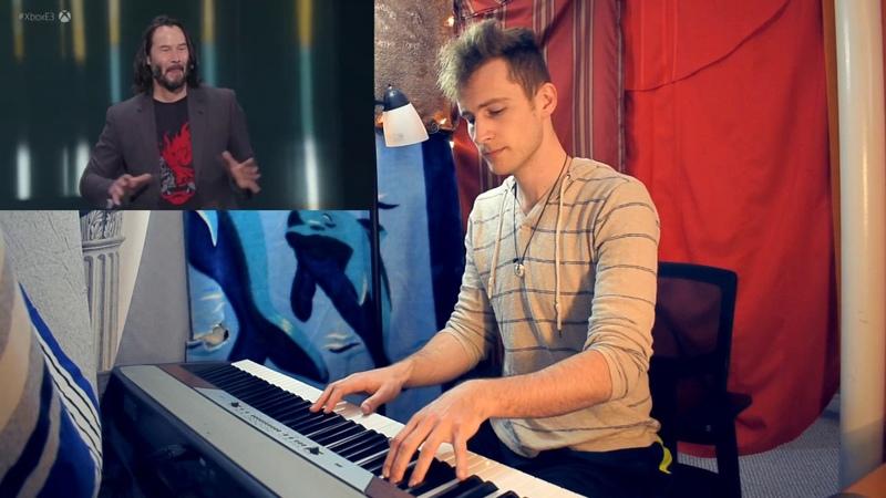 You're Breathtaking (Keanu Reeves at E3) Piano Dub