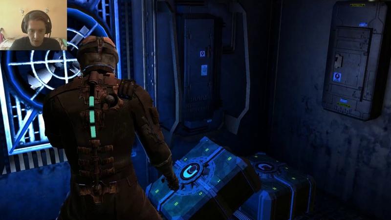 Dead Space 1 ➤ НА ЭТОМ КОРАБЛЕ НАМ НЕ РАДЫ