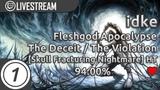 idke Fleshgod Apocalypse - The Deceit The ViolationSkull Fracturing Nightmare +HT FC 94.00 #1