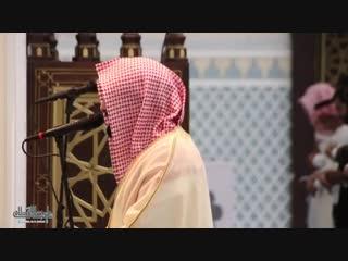 سورة الملك بترتيل بديع ورائع للشيخ ناصر القطامي | 28-3-1440