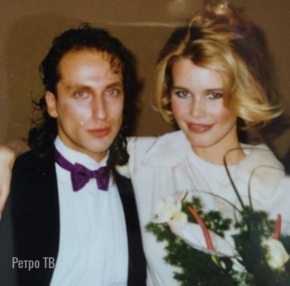 Дмитрий Нагиев с Клаудией Шиффер, 1997 год Прямо таки пара! Как вам .