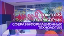 Профессия разработчик Сфера информационных технологий