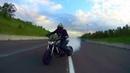 TURBO MT-09 Drifting by Yamaha Stunt Rider Dave Mckenna