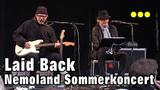 Laid Back Sommerkoncert, Nemoland, Christiania (15.5.2016)