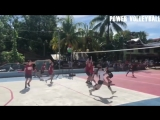 8 Players On The Court ! Funny Volleyball Videos (HD)