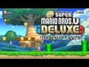 New Super Mario Bros. U Deluxe Custom Level - SMB 1-1