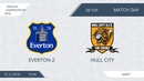 AFL18. England. Championship. Day 38. Everton-2 - Hull City