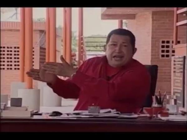 Chávez educador: El socialismo debe activar mecanismos para permitir el desarrollo