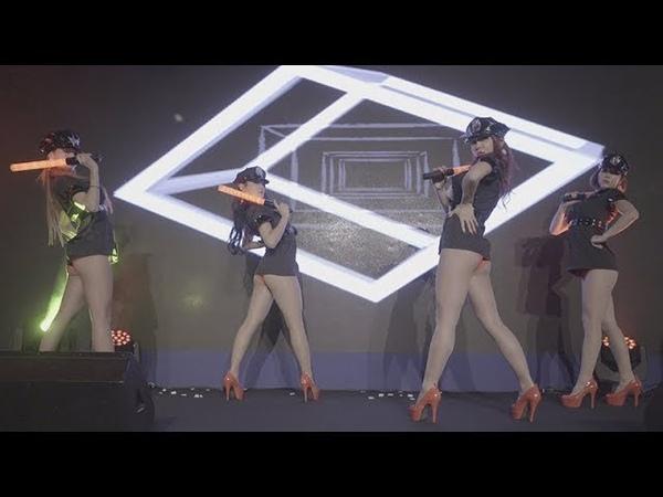 단독공개 4k [플라이위드미 플윗미 Fly with Me] 커버창작안무 (서울) 직캠 Fancam 1812