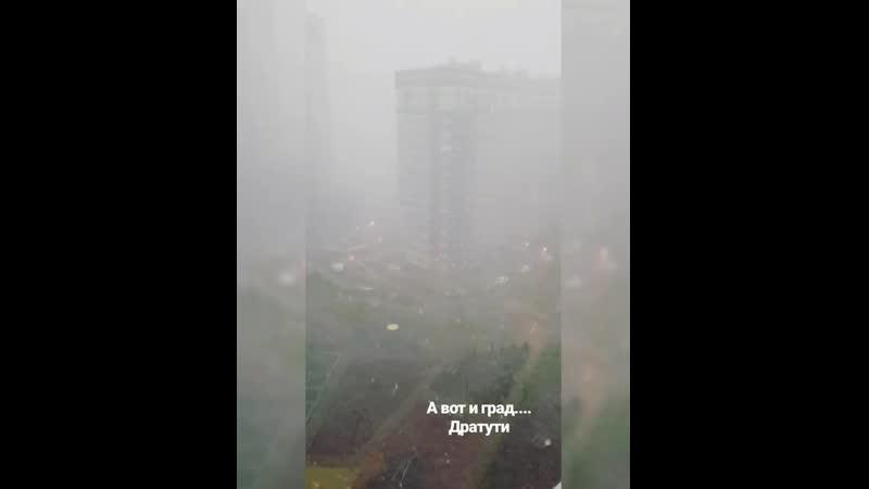 Град в Татьянином Парке, 09.05.2019