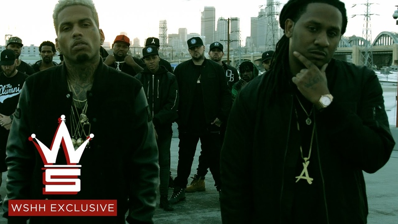 Vee Tha Rula Gang Feat. Kid Ink (WSHH Exclusive - Official Music Video)