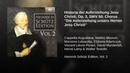 Historia der Auferstehung Jesu Christi, Op. 3, SWV 50 Chorus Die Auferstehung unsers Herren...