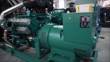 500KW 625KVA High Speed Diesel Generator Ricardo TAD26H612 Engine New Genset