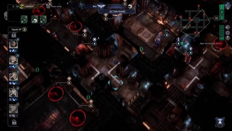 Space Hulk- Tactics - Genestealer Trailer - PS4