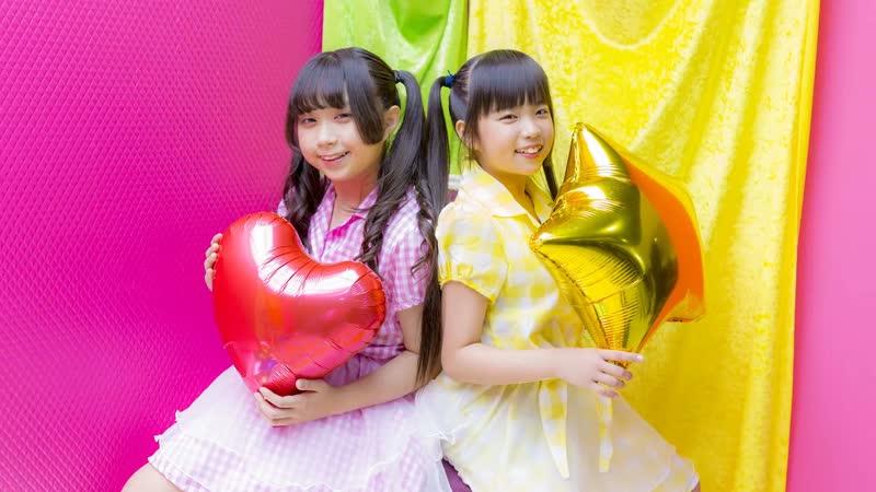 いつのん姉妹で キャンディーポイズン 踊ってみた LJK×JS5 sm34300397