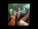 2020181010 Take My Hand @ Kobe -- Ending part Lucky guy cute dance with Gemini