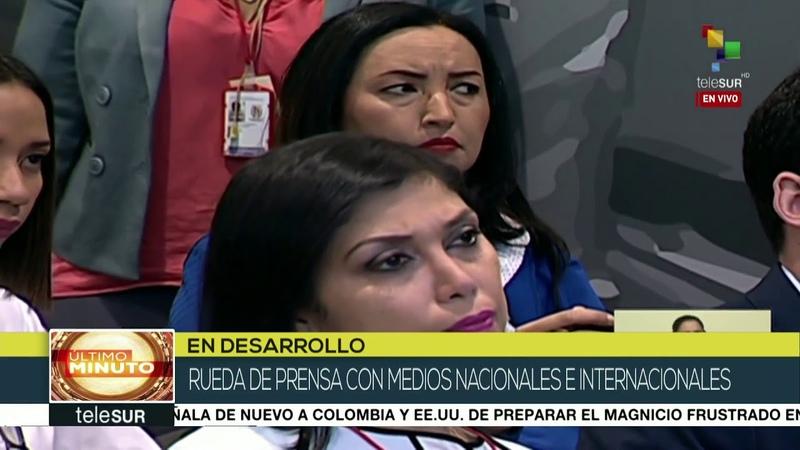 Maduro: Desde EEUU se gesta un plan golpista contra Venezuela