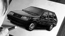 Как нарисовать ВАЗ 2109 (Лада Самара) / Рисунок автомобиля простыми карандашами / ISP DRAWING