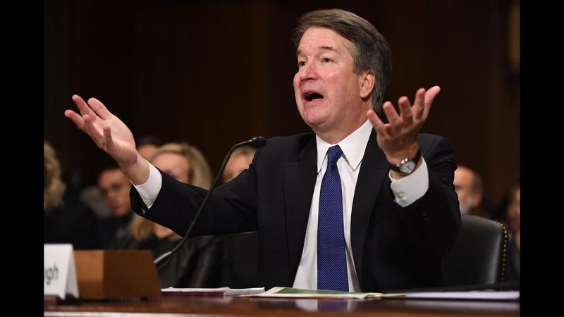 Watch: Brett Kavanaugh's Full Opening Statement to the Senate Judiciary Committee
