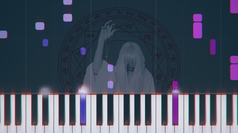 Mr. Kitty - After Dark - FULL REMAKE PIANO TUTORIAL