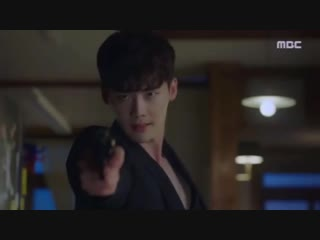 Lee Jong Suk | Ли Чон Сок | Меж двух миров | W: Tu Gei Sege | Oh Yeon joo vine