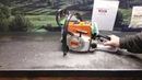 West Coast Muscle Saws Stihl 026 Display Saw, Not for Any Type Of Wood Cutting