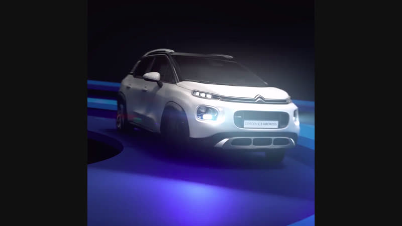 CITROEN C3 AIRCROSS BEAM HEADLIGHTS