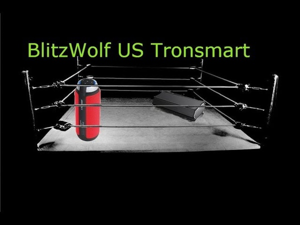 Не равный бой BlitzWolf BW-AS2 и Tronsmart element t6
