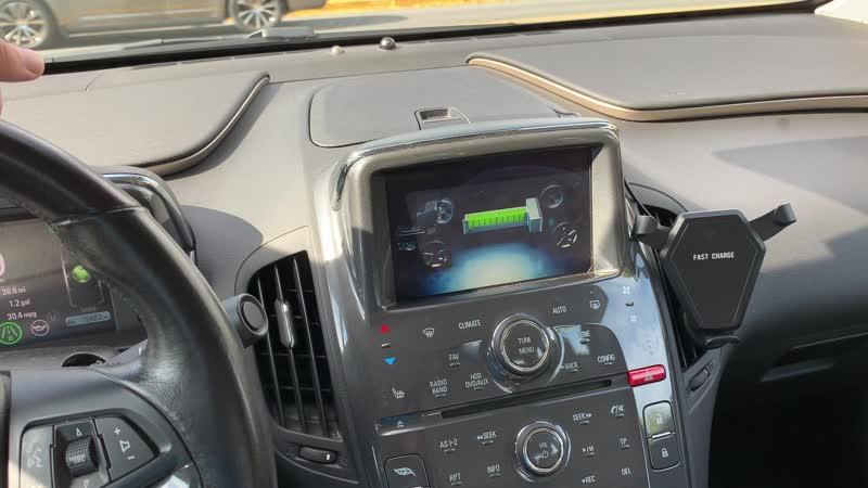 Проблемы и минусы Chevrolet Volt 2012