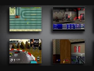 Sony раскрыла весь список игр для PlayStation Classic