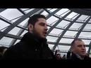 красивая Грузинская песня - грузины поют в Germany - Mravaljamier