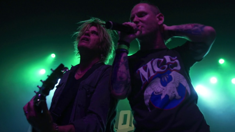 Kings of Chaos feat Corey Taylor The Deleo Brothers - Sex Type Thing