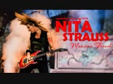 NITA STRAUSS - Mariana Trench (Official Video 2018)