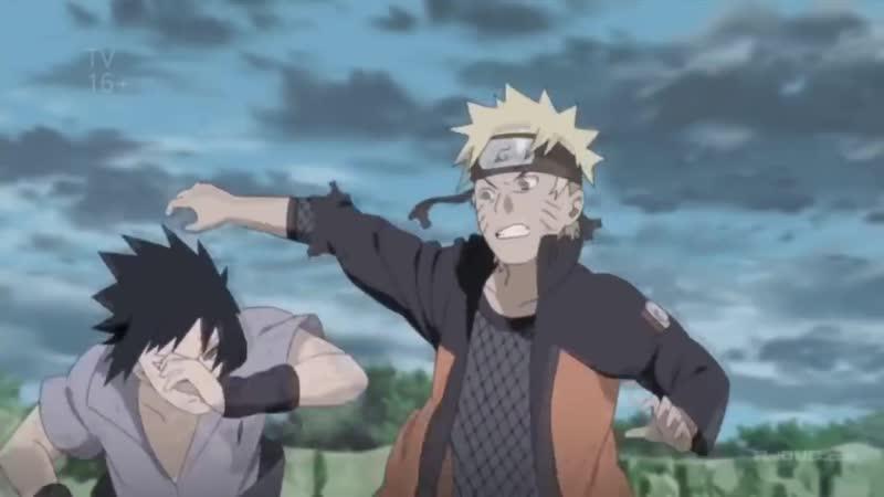 Sasuke vs Naruto | v. 2.0