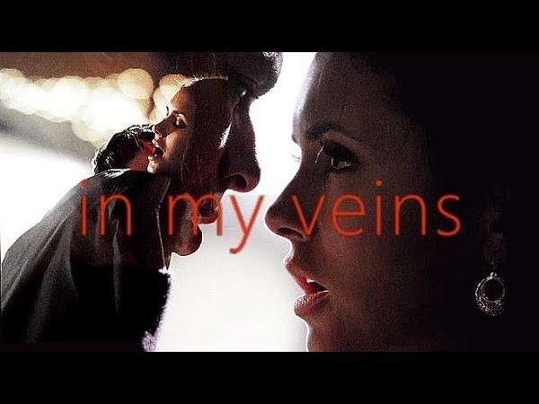 Damon Elena | In My Veins