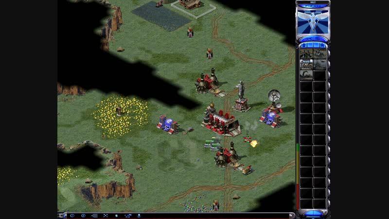 CC Red Alert 2 (TOE) 271118(7)- Ibra vs Artemis