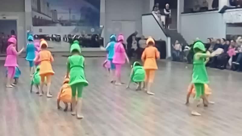 фиксики , танцевальный коллектив Мистерия