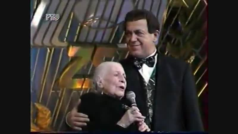 Изабелла Юрьева и Иосиф Кобзон - Не надо встреч (1996)