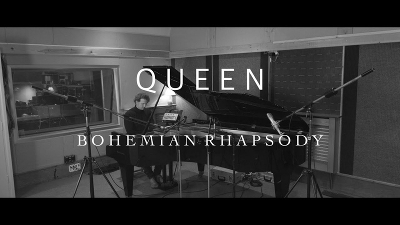 Bohemian Rhapsody (piano cover) played in ORIGINAL STUDIO used by Queen - Luke Faulkner