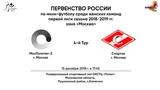 МосПолитех-2 - Спартак