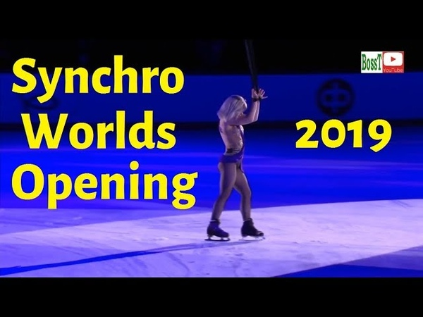Opening Ceremony Synchro WC 2019