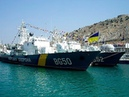 ВМС Украины приблизились к Крыму