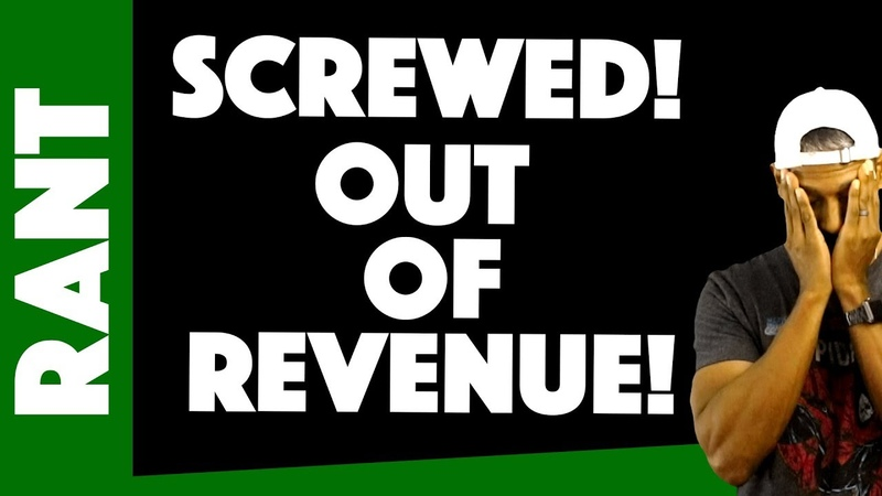 Screwed Over: YouTube Lets EMI Take My Revenue