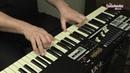 Hammond XK-1C Organ Demo with Daniel Fisher - Sweetwater Minute Vol. 220