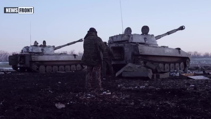[18] Защитникам Донбасса «Моя ладонь превратилась в кулак»