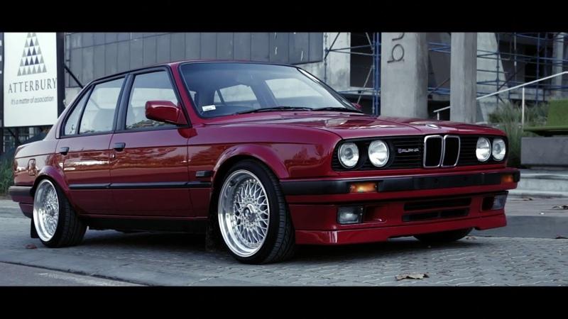 BMW E30 325I SOUTH AFRICA
