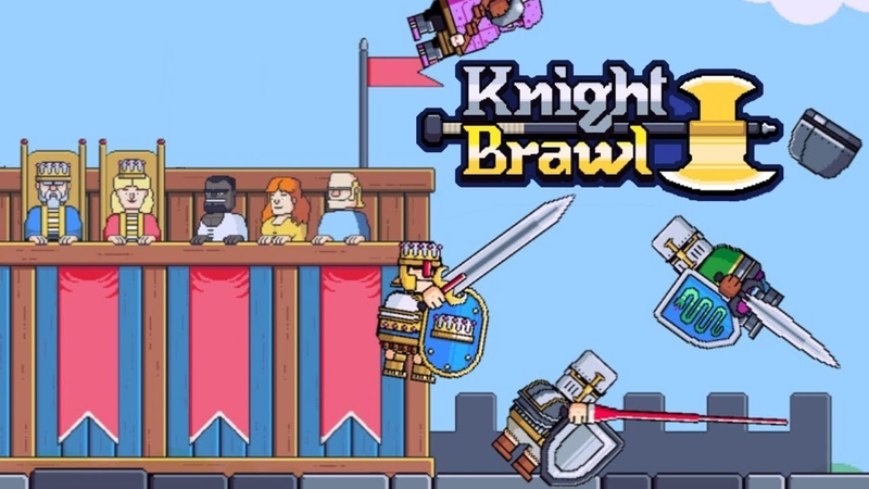 Knight Brawl - Grab your Sword and enter the world of wild, wacky gladiator battles