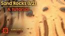 Sand Rocks 1 2 Height Map Beginner Substance Designer Tutorial